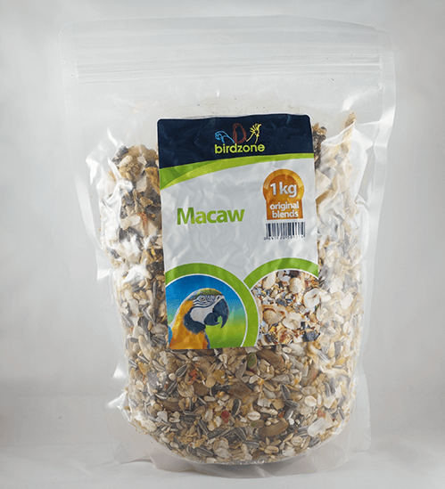Birdzone - Macaw Bird Food