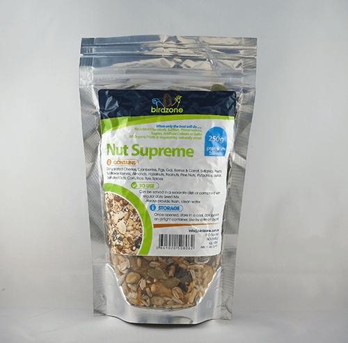 Birdzone - Nut Supreme Premium Blend