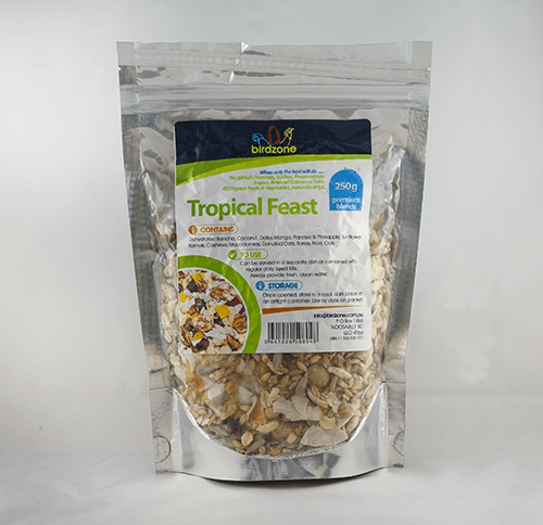 Birdzone - Tropical Feast Premium Blend