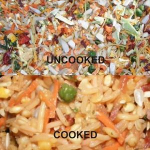 Cooked Foods
