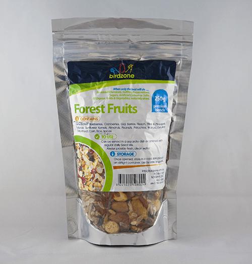 Birdzone - Forest Fruit Premium Blend