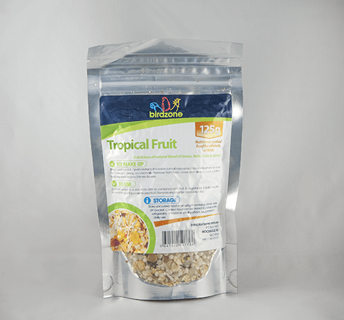 Birdzone - Tropical Fruit Premium Blend